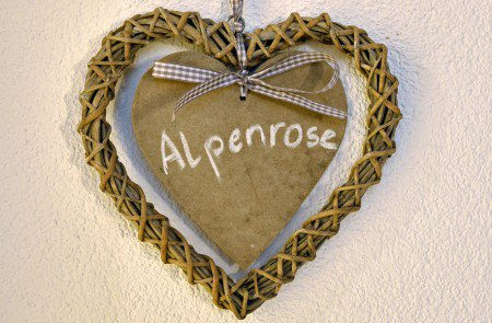schild-alpenrose