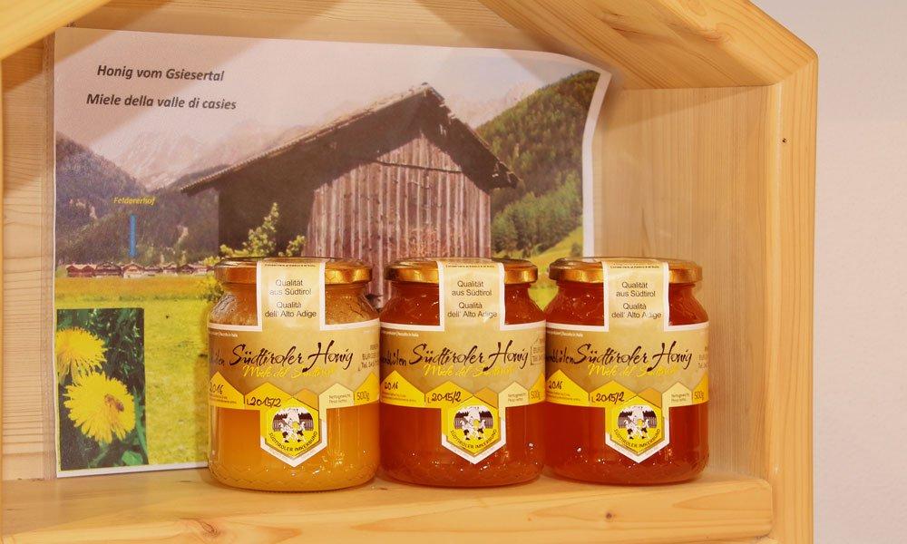 Genießen Sie die Hofprodukte und entdecken Sie das Pustertal kulinarisch